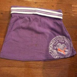 Girl's Medium Puma skirt
